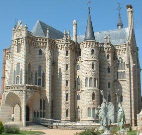 Bischofspalast von Astorga