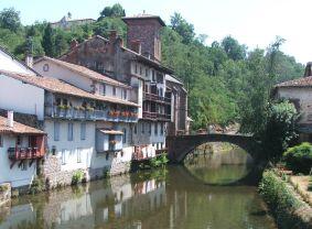 Etappen des Jakobswegs in Spanien: Saint-Jean-Pied-de-Port nach Santiago